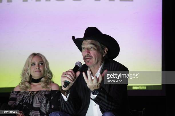 Eden XO and Kix Brooks attend 'You're Gonna Miss Me' premiere sponsored by Visit Tucson on May 13 2017 in Tucson Arizona