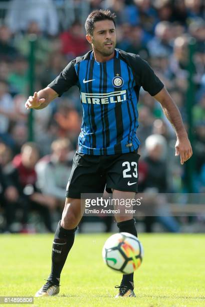 Eder Citadin Martins of FC Internazionale Milano in action during the PreSeason Friendly match between FC Internazionale and Nurnberg on July 15 2017...