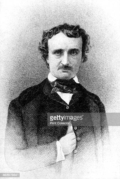 The mysterious man and writer edgar allan poe