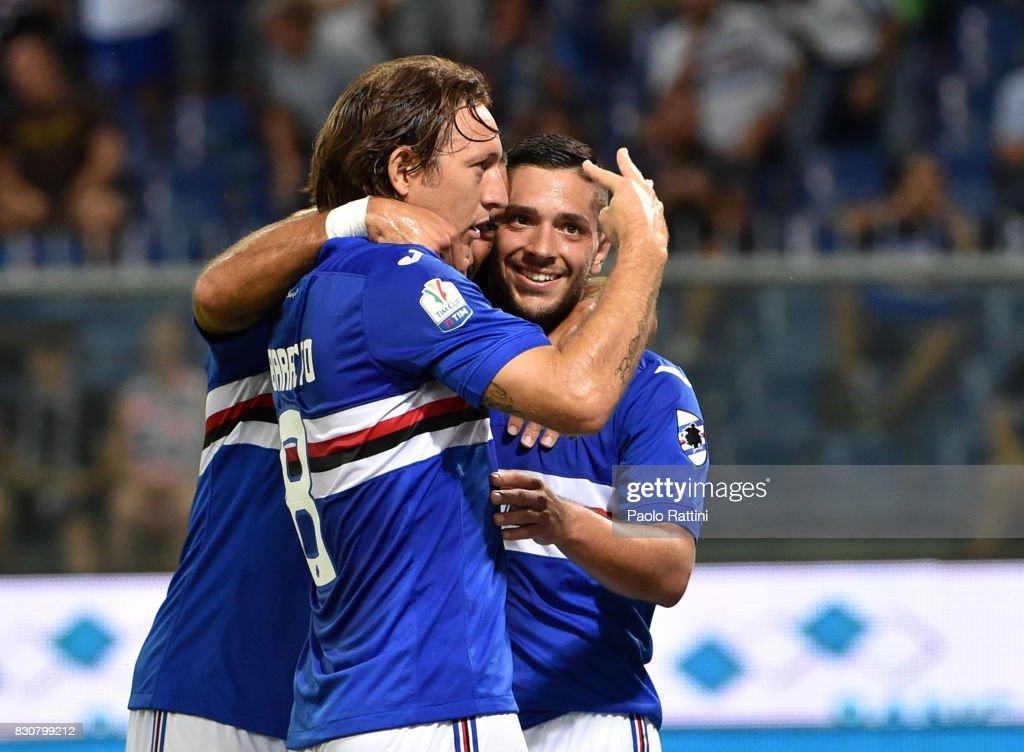 UC Sampdoria v Foggia - TIM Cup