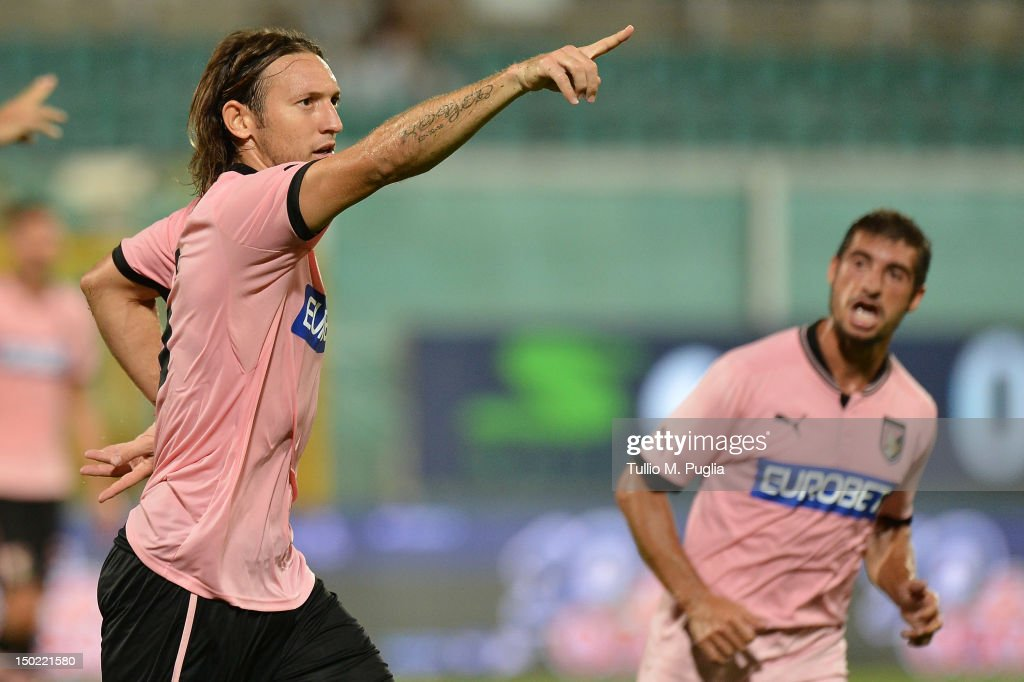 US Citta di Palermo v Parma FC - Pre-Season Friendly