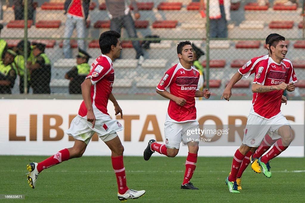 Toluca FC v Boca Jrs - Copa Bridgestone Libertadores 2013