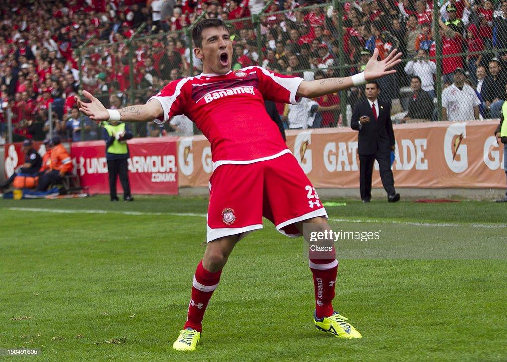Toluca v Pachuca- Apertura 2012