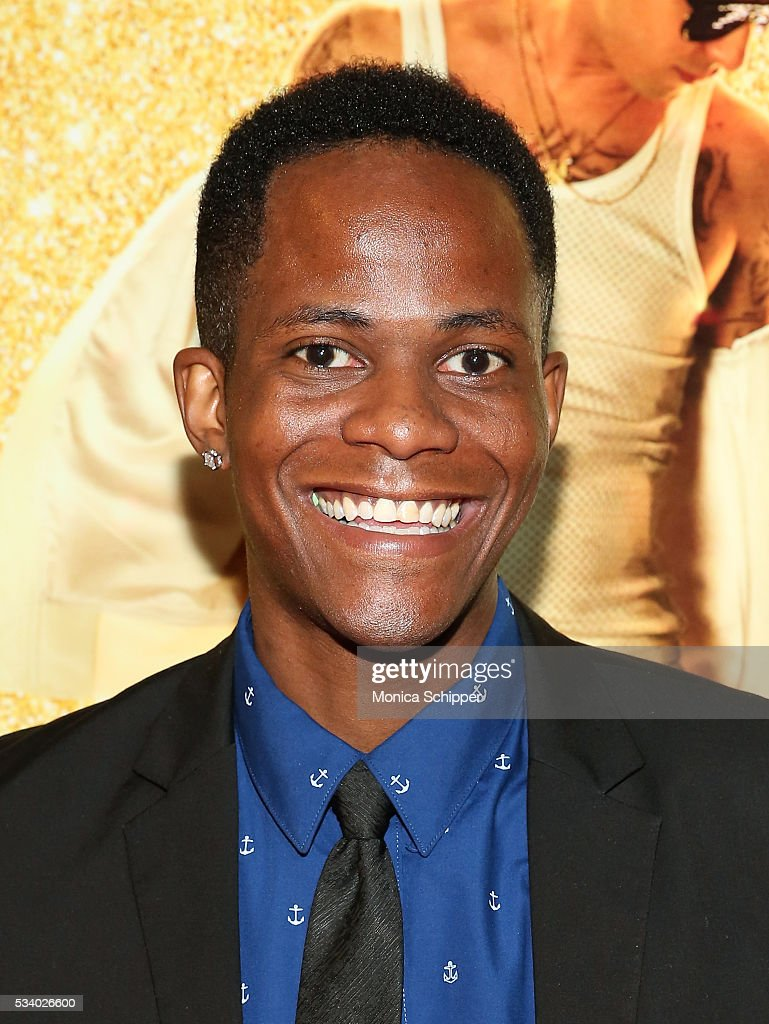 Edgar Blackmon attends 'Popstar: Never Stop Never Stopping' New York Premiere at AMC Loews Lincoln Square 13 theater on May 24, 2016 in New York City.