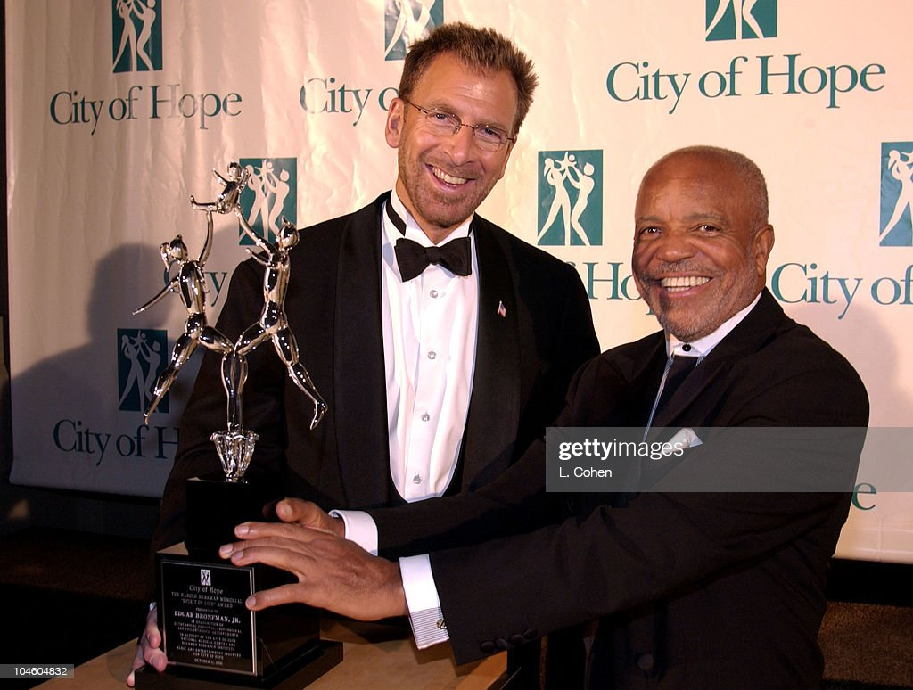 City of Hope Spirit of Life Dinner Honoring Edgar Bronfman Jr. - Pressroom