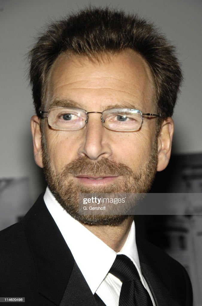 Edgar Bronfman Jr. during MoMA Party in the Garden to Honor Leon Black, Debra Black and Martin Scorsese at The Abby Aldrich Rockefeller Sculpture Garden of The Museum of M in New York City, New York, United States.