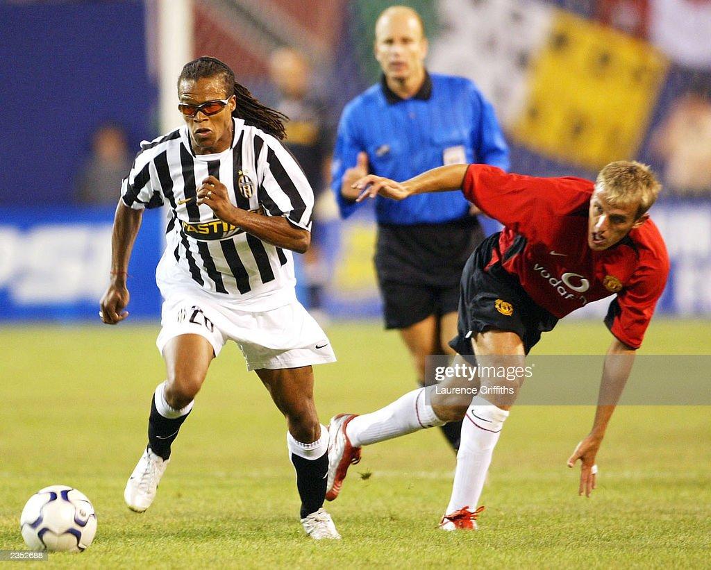 Manchester United v Juventus