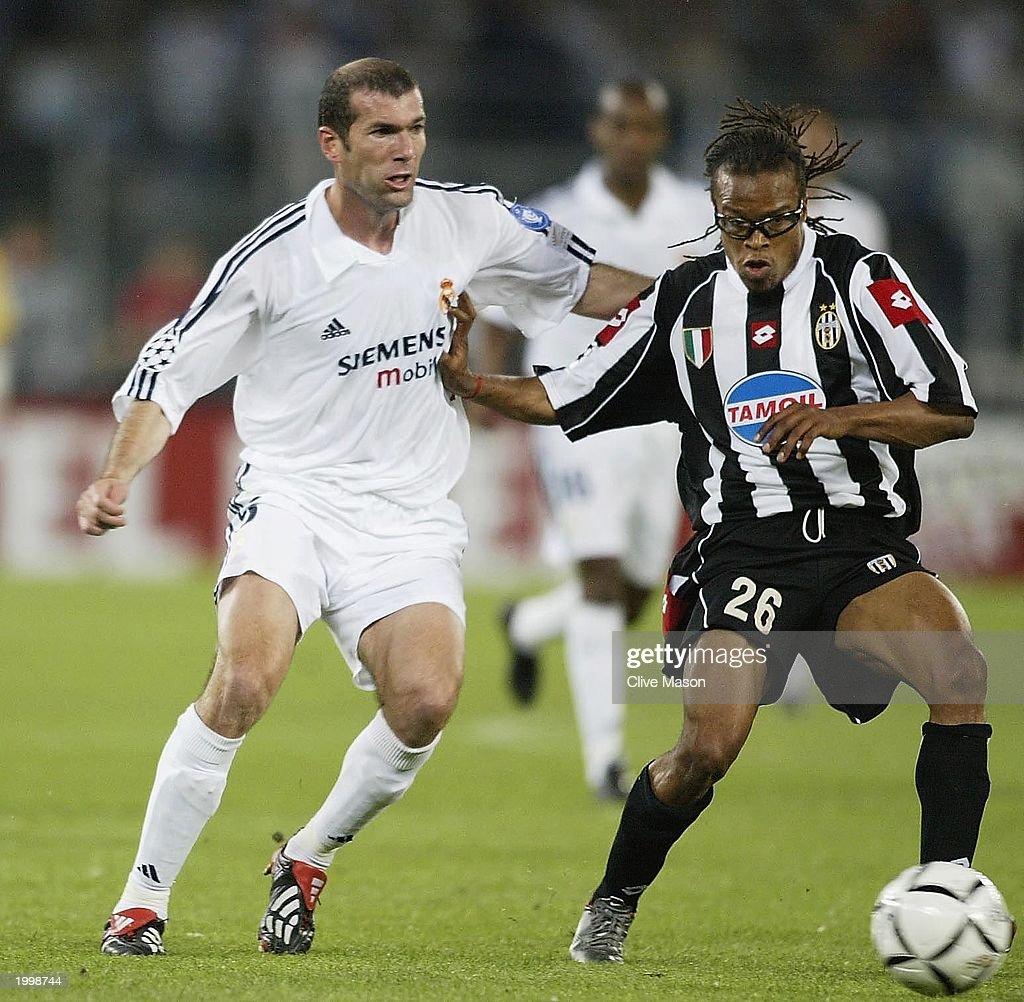 Juventus v Real Madrid