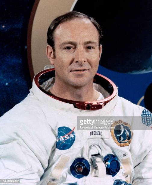Edgar Dean 'Ed' Mitchell NASA astronaut As the Lunar Module Pilot of Apollo 14 he spent nine hours working on the lunar surface in the Fra Mauro...