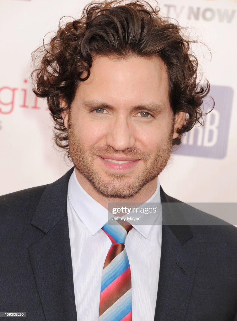 Edgar Ramirez arrives at the 18th Annual Critics' Choice Movie Awards at The Barker Hangar on January 10, 2013 in Santa Monica, California.