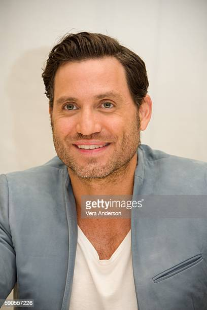 Edgar Ramirez at the 'Hands of Stone' Press Conference at the Four Seasons Hotel on August 15 2016 in Beverly Hills California