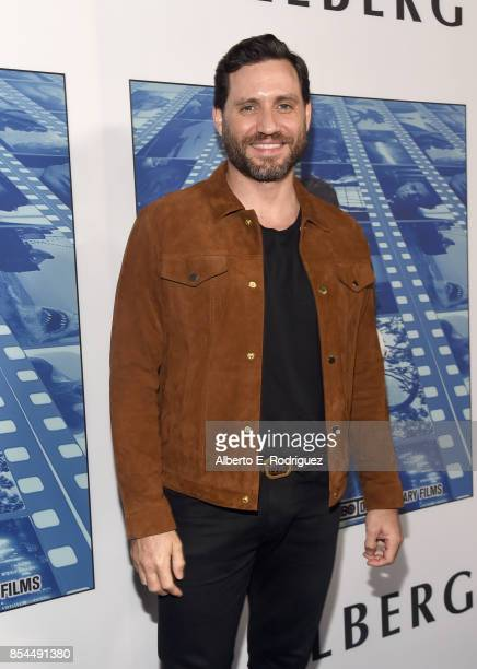 Edgar Ramirez at the Premiere Of HBO's 'Spielberg' at Paramount Studios on September 26 2017 in Hollywood California