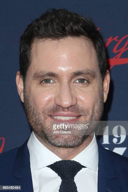 Edgar Ramirez attends FX's 2017 Upfront at SVA Theater on April 6 2017 in New York City