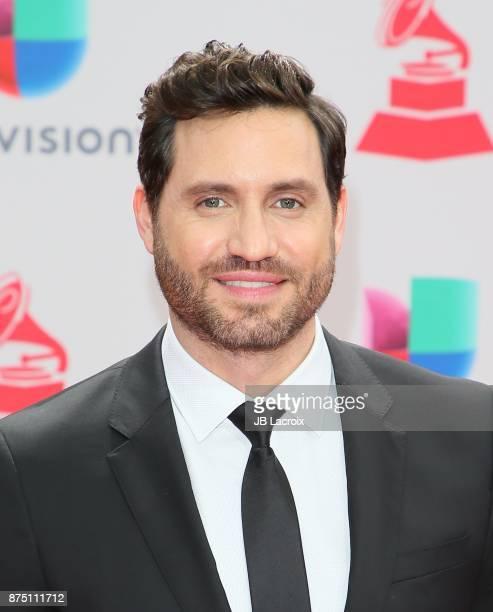 Edgar Ramirez attends the 18th Annual Latin Grammy Awards on November 16 2017 in Las Vegas Nevada
