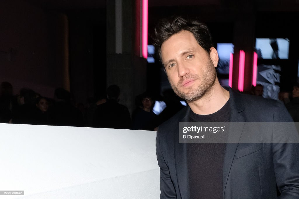 Edgar Ramirez attends the Boss after party during
