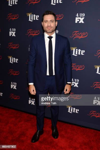 Edgar Ramirez attends the FX Network 2017 AllStar Upfront at SVA Theater on April 6 2017 in New York City