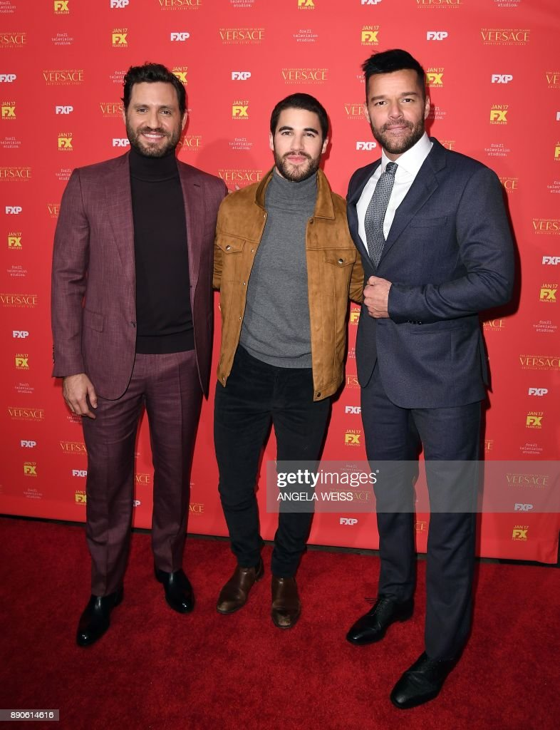 """The Assassination Of Gianni Versace: American Crime Story"" New York Screening"