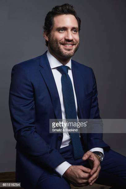 Edgar Ramirez poses for portrait session at the 2017 Film Independent Spirit Awards on February 25 2017 in Santa Monica California