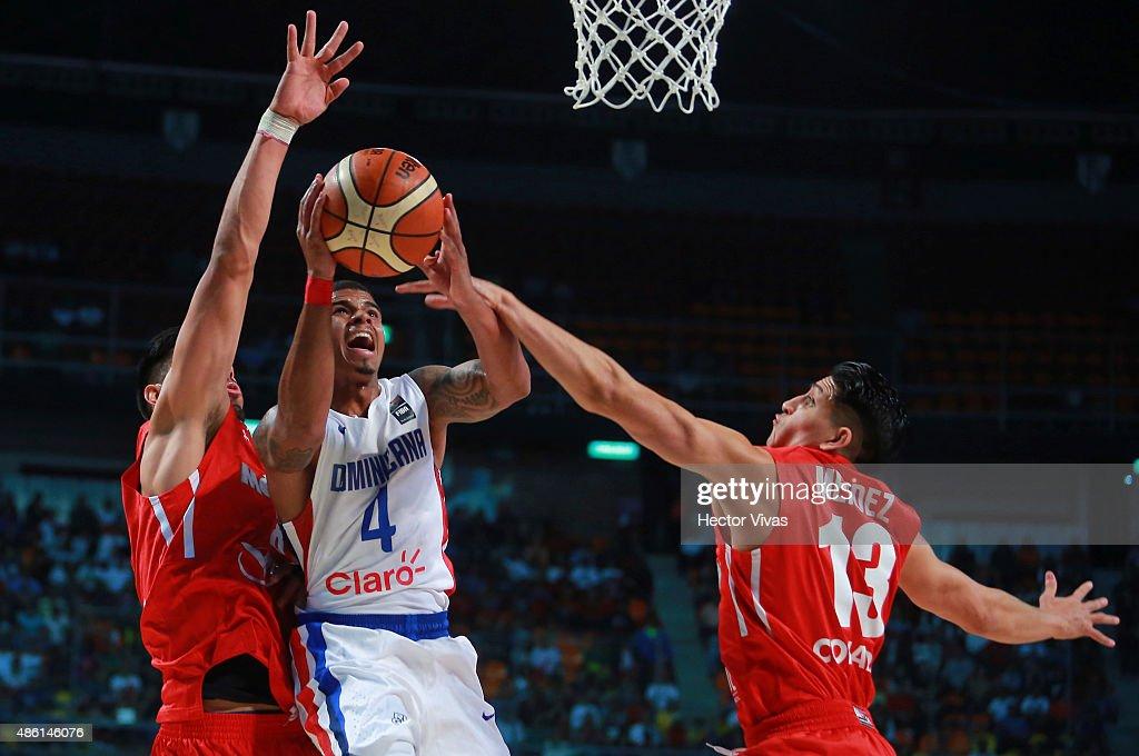 FIBA Americas Championship Mexico 2015 - Day 1