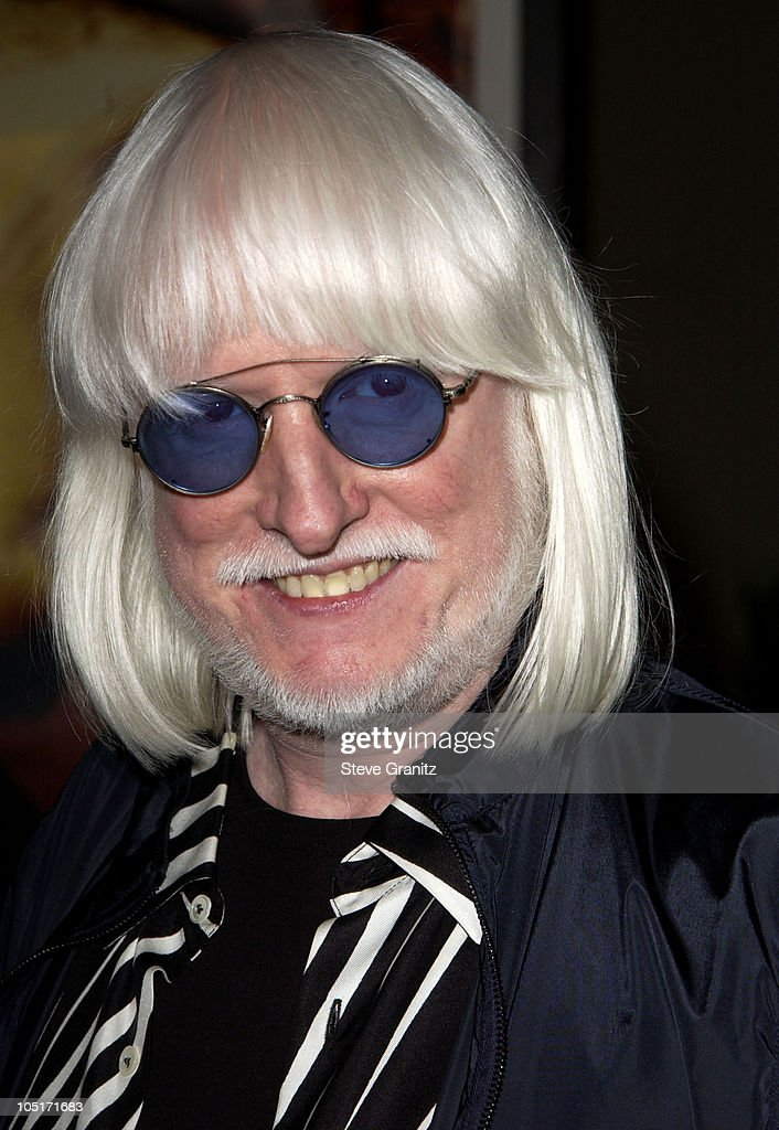 Edgar Winter during 'Tupac: Resurrection' World Premiere at Cinerama Dome in Hollywood, California, United States.