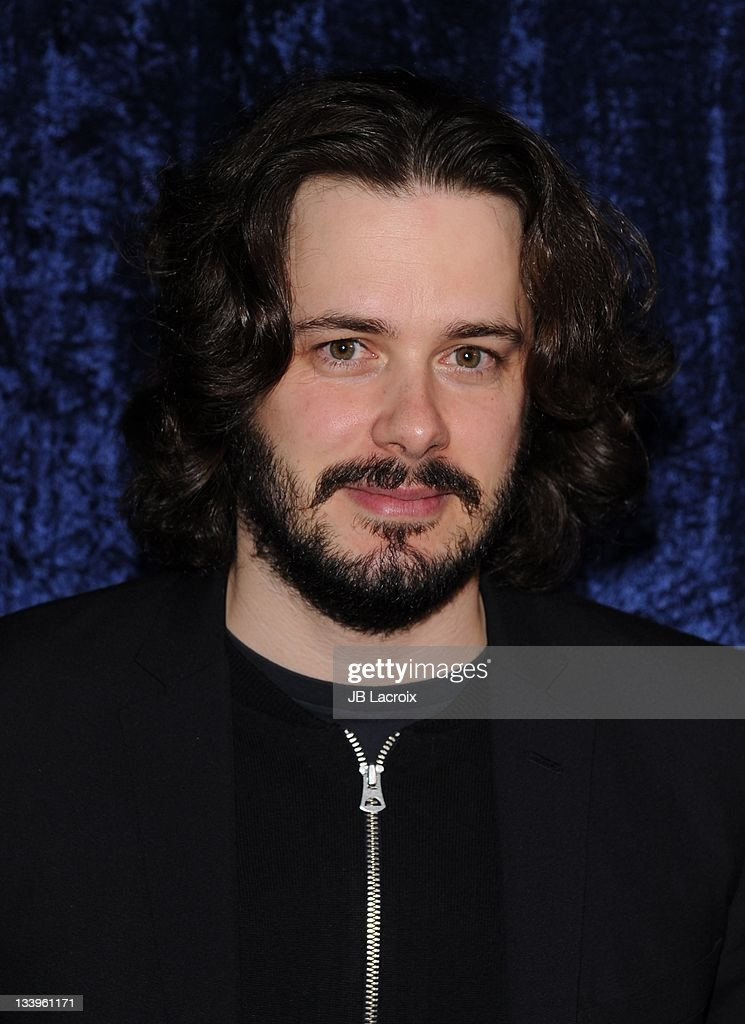 Edgar Wright arrives to Paramount Pictures' 'Super 8' Blu-ray and DVD release party at AMPAS Samuel Goldwyn Theater on November 22, 2011 in Beverly Hills, California.