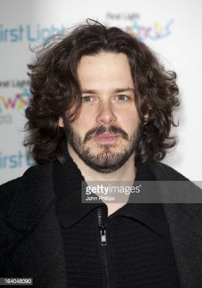 Edgar Wright attends the First Light Awards at Odeon Leicester Square on March 19 2013 in London England