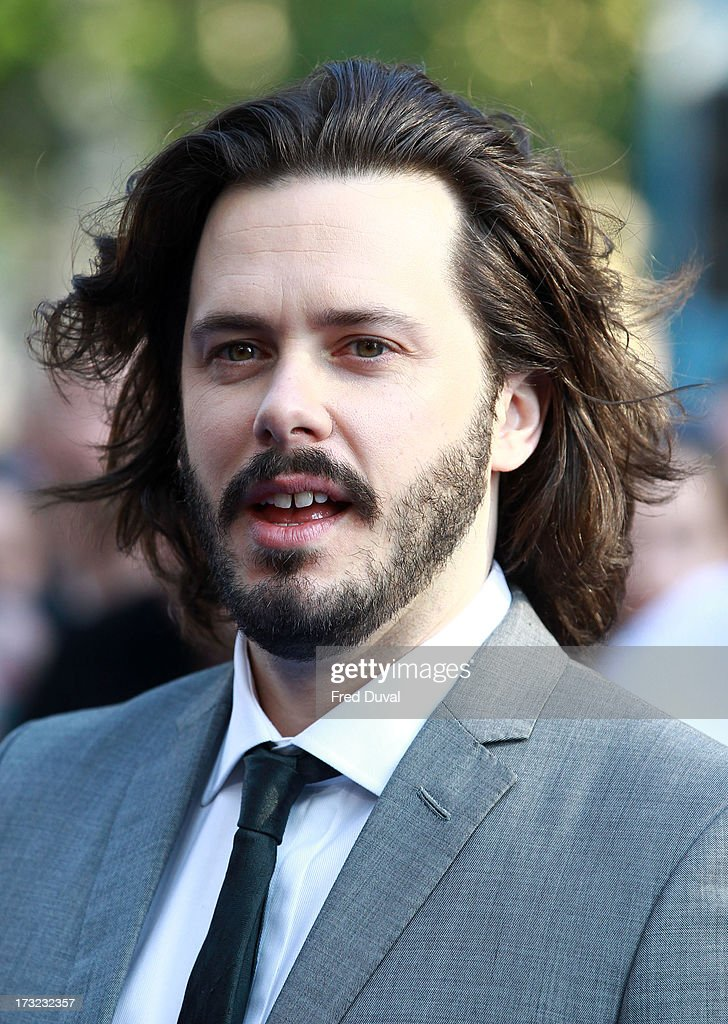 <a gi-track='captionPersonalityLinkClicked' href=/galleries/search?phrase=Edgar+Wright&family=editorial&specificpeople=2194043 ng-click='$event.stopPropagation()'>Edgar Wright</a> attends the World film Premiere of 'The World's End' at The Empire Cinema on July 10, 2013 in London, England.