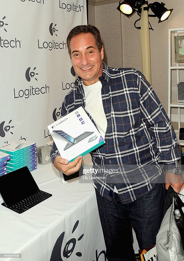 Edgardo Gazcon attends the HBO Luxury Lounge featuring PANDORA at Four Seasons Hotel Los Angeles at Beverly Hills on August 23, 2014 in Beverly Hills, California.