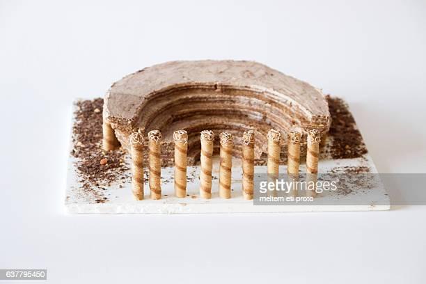 Edible Design / Efes Antique Theatre