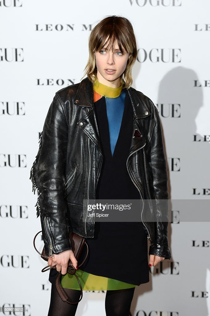 A Century Of Style at the National Portrait Gallery on February 9, 2016 in London, England.