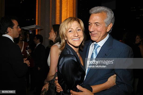 Edie Falco and Charles Gargano attend VANITY FAIR Tribeca Film Festival Party hosted by Graydon Carter and Robert DeNiro at The State Supreme...