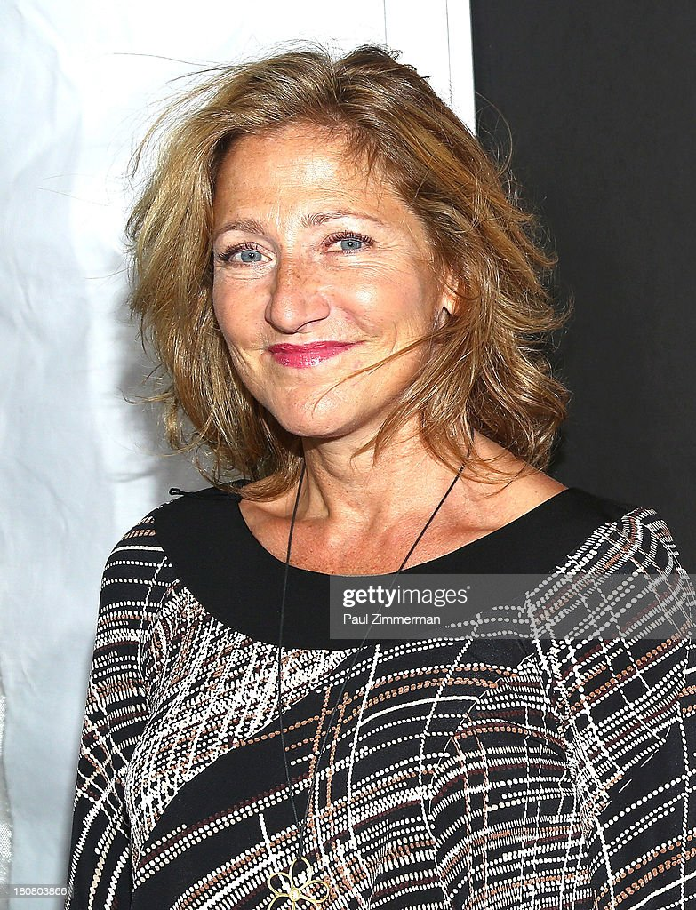 <a gi-track='captionPersonalityLinkClicked' href=/galleries/search?phrase=Edie+Falco&family=editorial&specificpeople=202111 ng-click='$event.stopPropagation()'>Edie Falco</a> attends the 'Enough Said' New York Screening at Paris Theater on September 16, 2013 in New York City.