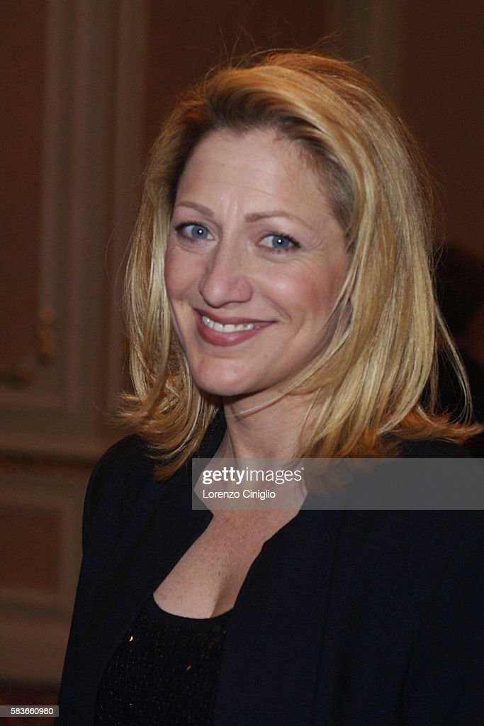 Edie Falco of the HBO series 'The Sopranos'