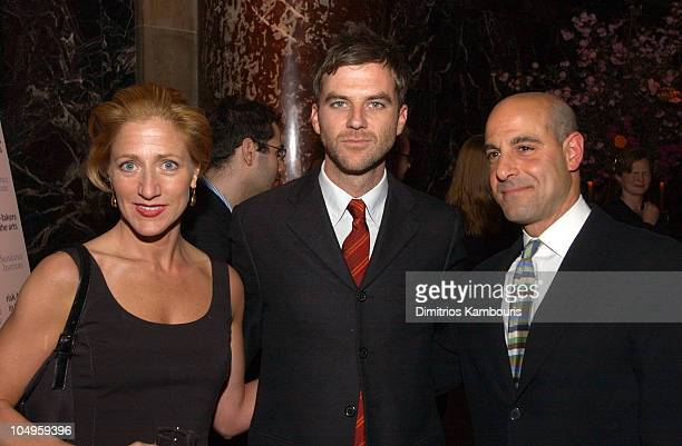 Edie Falco Paul Thomas Anderson and Stanley Tucci