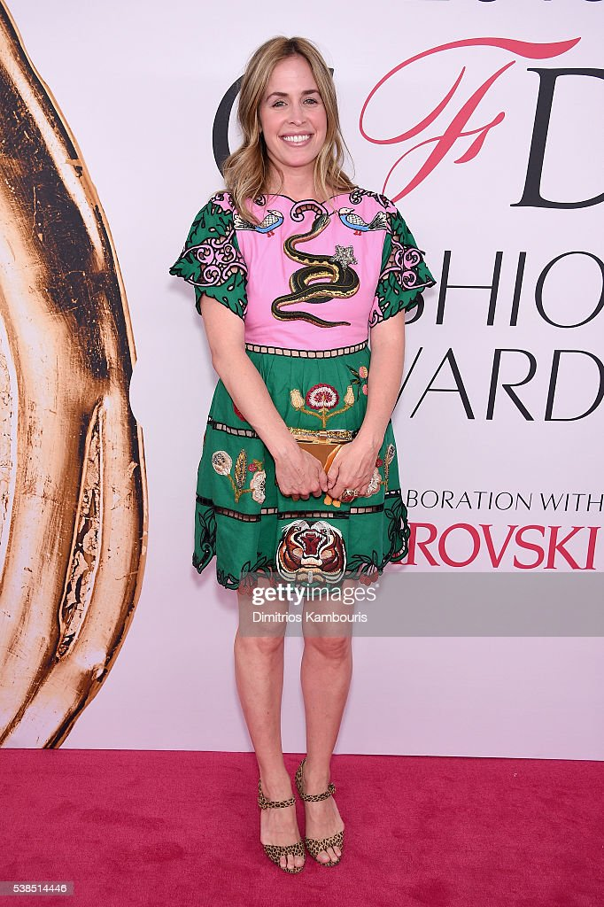 edie parker attends the cfda fashion awards at the hammerstein ballroom on june 6