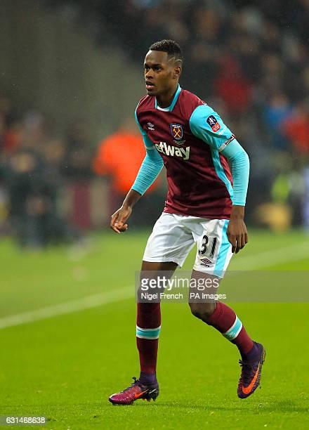 Edimilson Fernandes West Ham United
