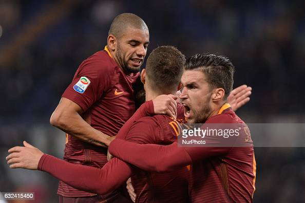 AS Roma v Cagliari Calcio - Serie A : News Photo