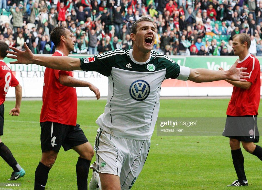 VfL Wolfsburg v FSV Mainz 05 - Bundesliga