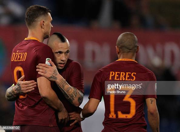 AS Roma v Empoli FC - Serie A : News Photo