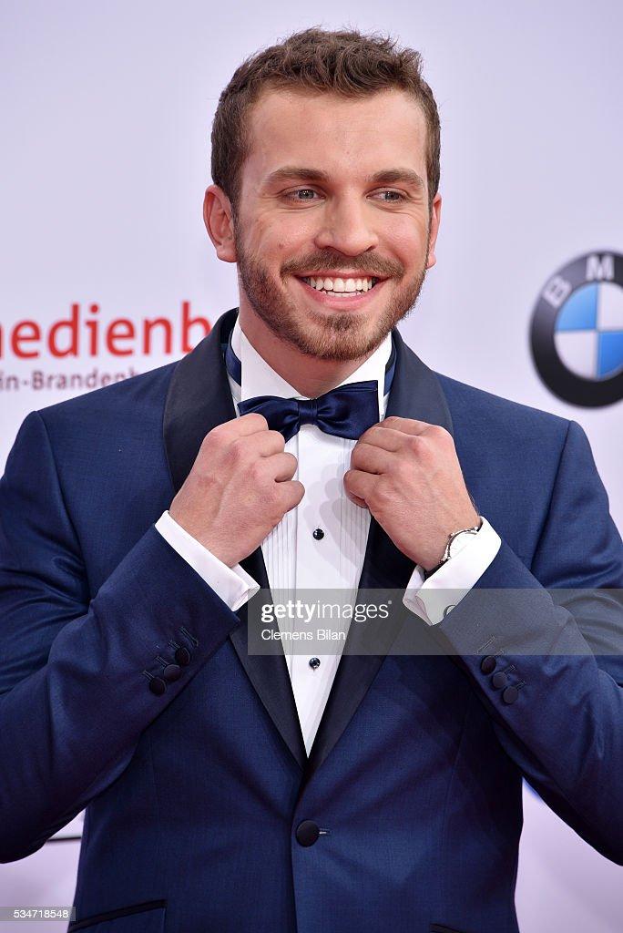 Edin Hasanovic attends the Lola - German Film Award (Deutscher Filmpreis) on May 27, 2016 in Berlin, Germany.
