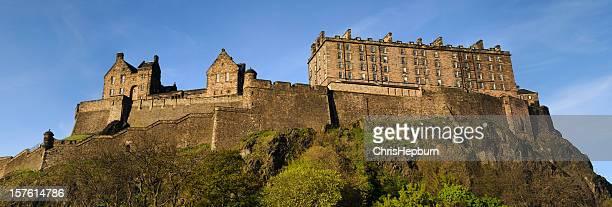 Edinburgh Castle Panorama