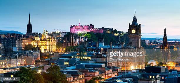 Paesaggio urbano di Edimburgo, Scozia