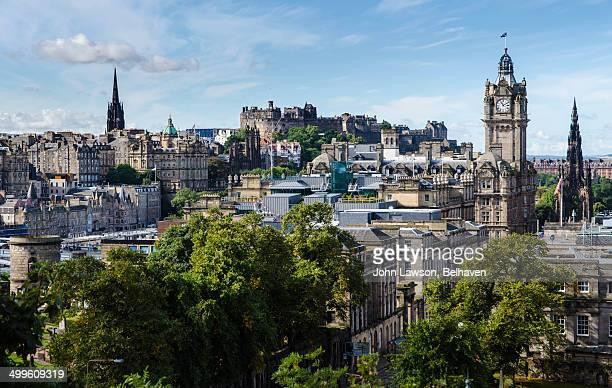 Edinburgh, late summer