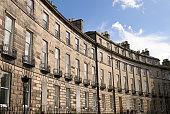 Edinburgh New Town Architecture