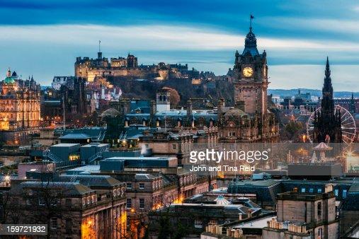 Edinburgh - Scottish Heritage
