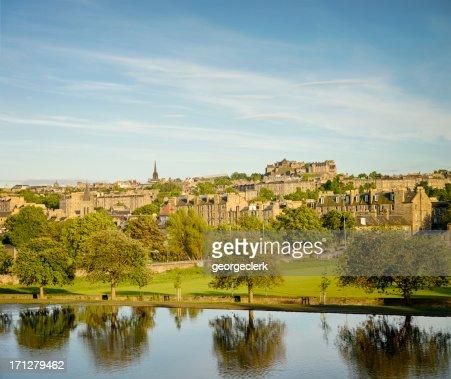Edinburgh Summer Skyline