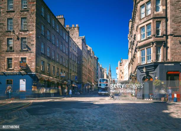 Edinburgh - Sunny Royal Mile