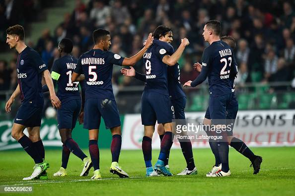 AS Saint-Etienne v Paris Saint-Germain - Ligue 1 : News Photo