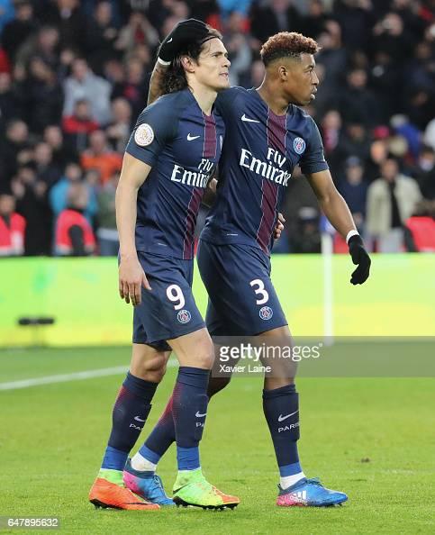Paris Saint Germain V Angers Sco Ligue 1: Presnel Kimpembe Photos Et Images De Collection