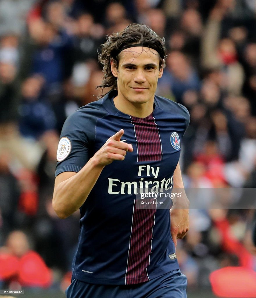 Paris Saint Germain v Montpellier Herault SC Ligue 1 s and